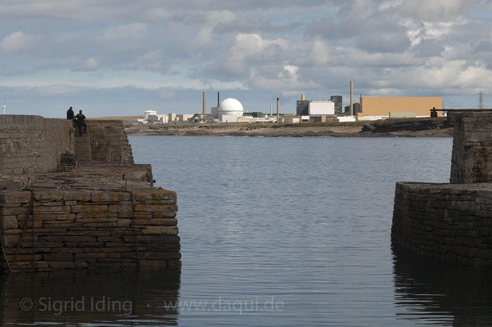 Das Atomkraftwerk - Wachsam
