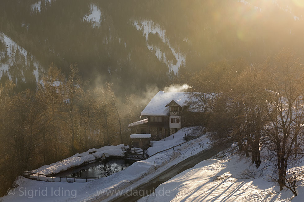 Berghof im Ultental