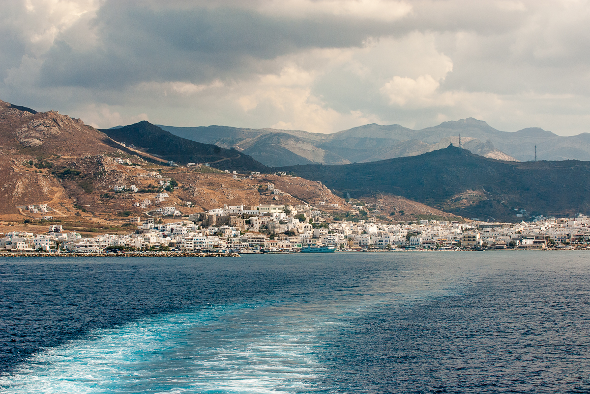 Abschied von Naxos