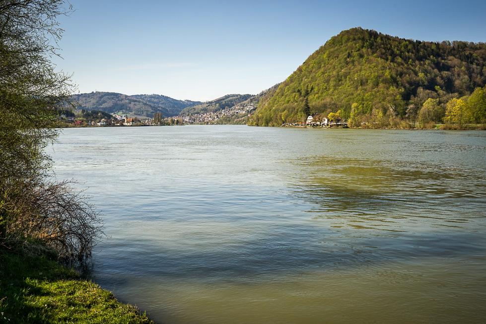 Donau bei Kasten 2