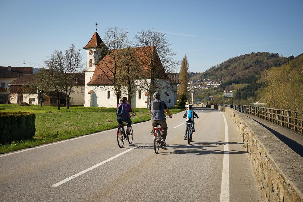 Saisonbeginn an der Donau 2