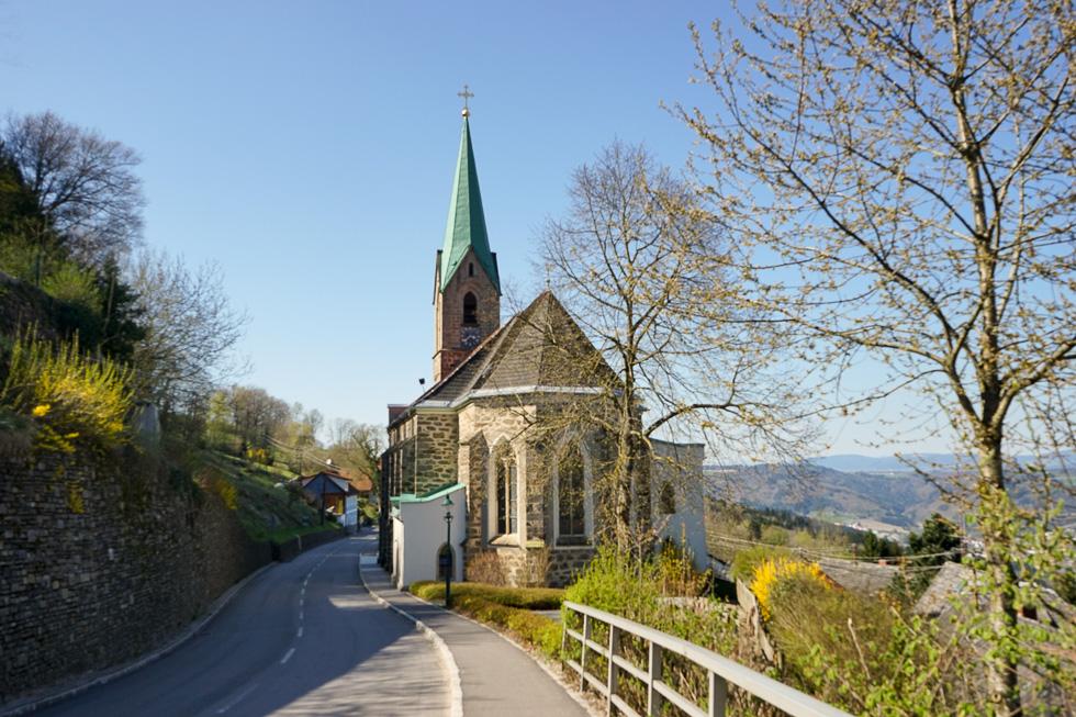 Vichtenstein Kirche