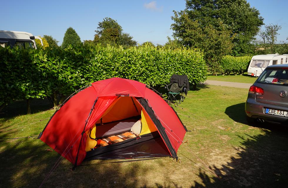 Folkstone Campsite