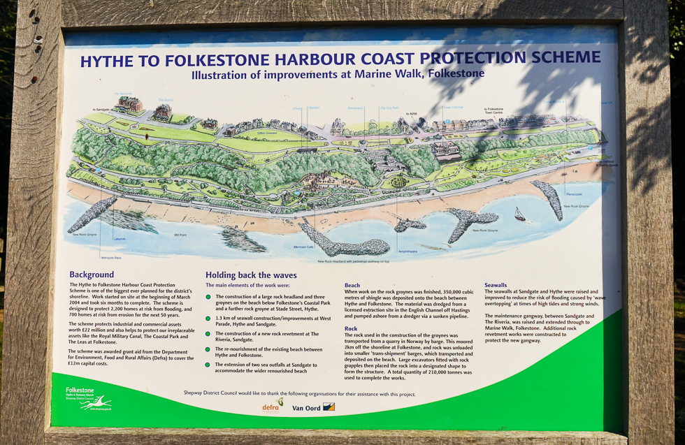 Folkstone Marine Walk