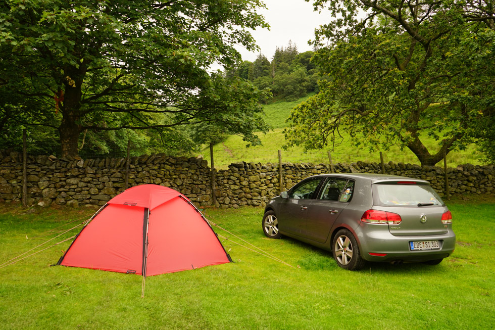 Glenridding Campsite