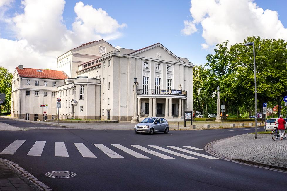 Stralsund Theater
