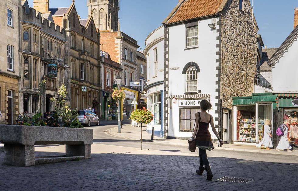 Glastonbury City