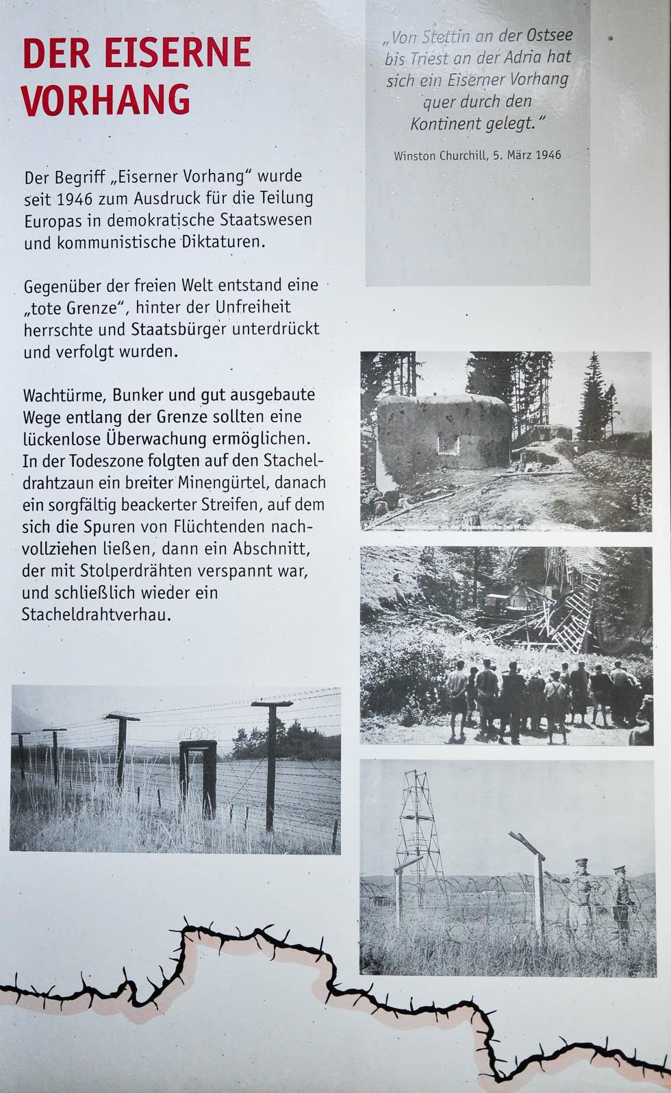 Mahnmal Eiserner Vorhang-9