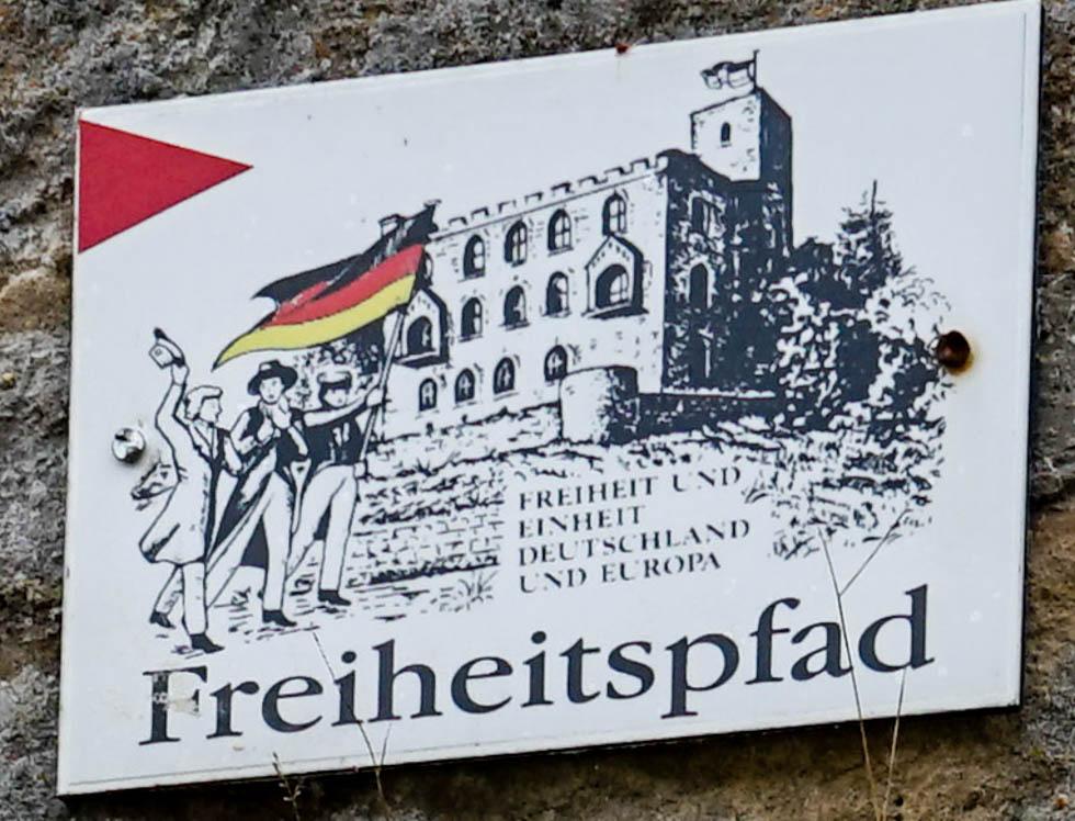 Hambach Freiheitspfad