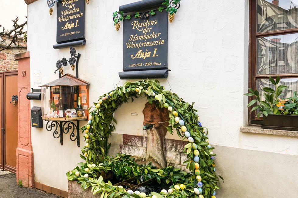 Hambach Weinprinzessin