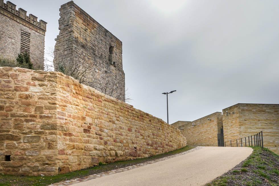 Hambacher Schloss 3