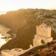 Sonnenuntergang in Oia Santorin