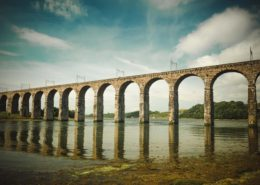 Berwick Royal Border Bridge