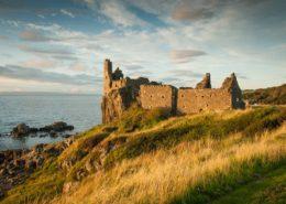 Dunure Castle Schottland