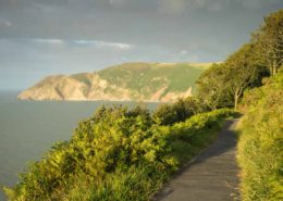 The Coast of Lynton