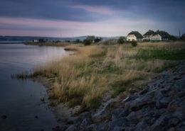 Abendstimmung am Strand von Gager Rügen