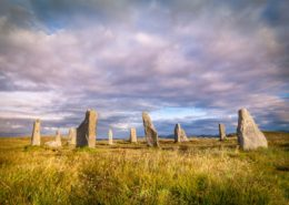 Isle of Lewis Callanish Stones