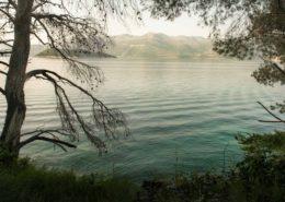 Insel Lopud Blick auf Elaphiten-Nachbar