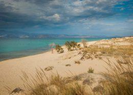 Plaka Strand Naxos