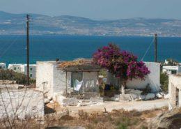 Altes Bauernhaus auf Naxos