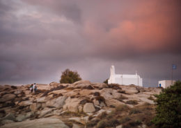 Kirchen-Hügel bei Agia Anna