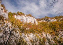 Plitvice National Park Koranas Schlucht