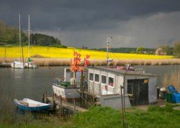 Naturhafen in Seedorf auf Rügen