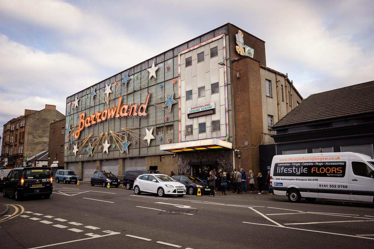 Barrowland Ballroom Glasgow